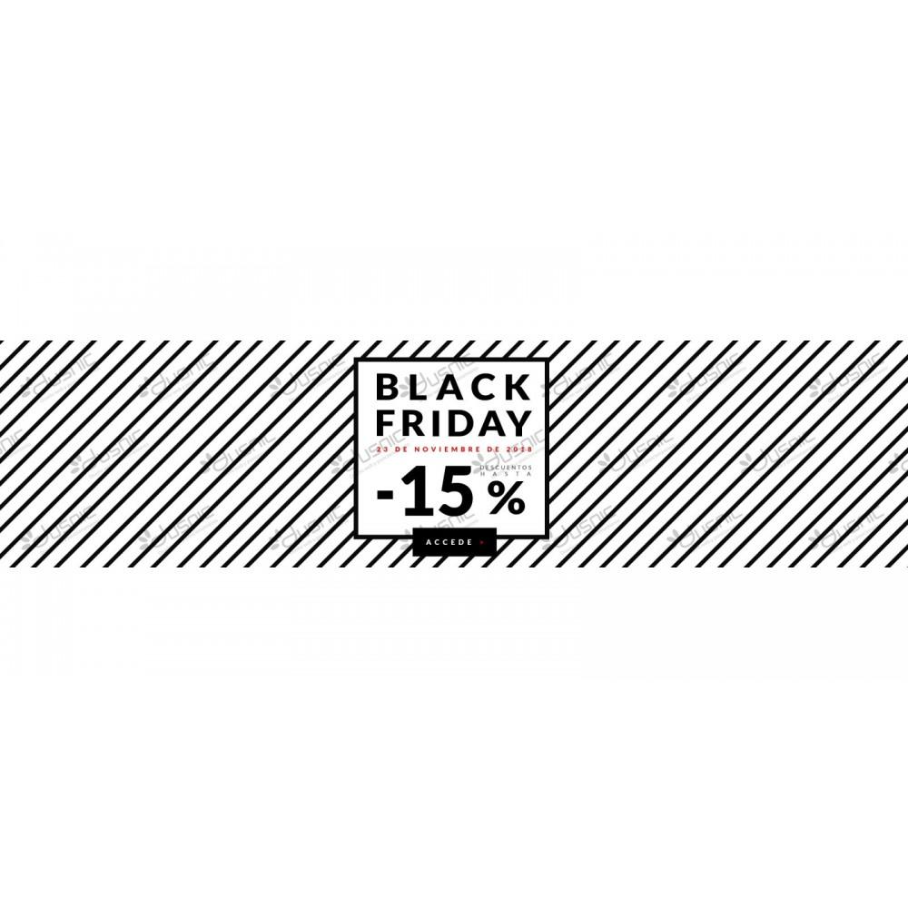 Imagen La Vuelta al Cole Rotu negro 20 % DTO