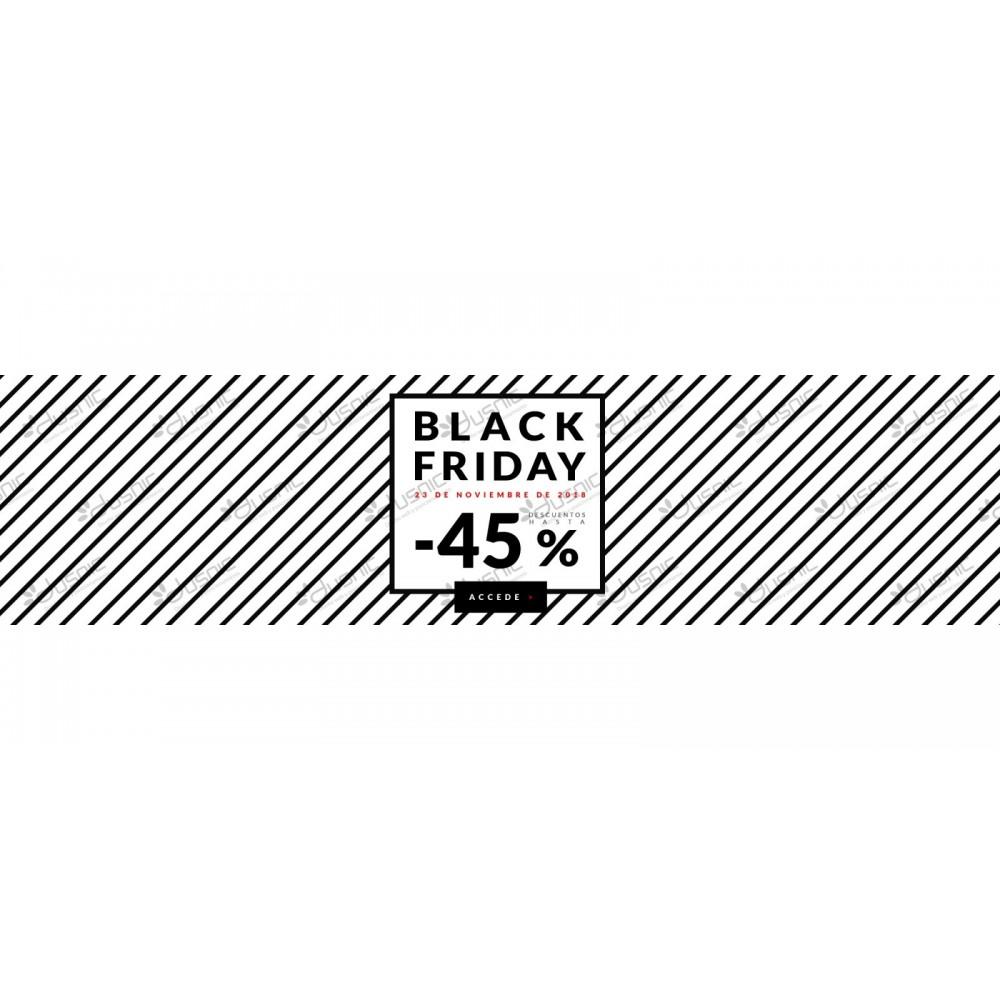 Imagen La Vuelta al Cole Rotu negro 45 % DTO