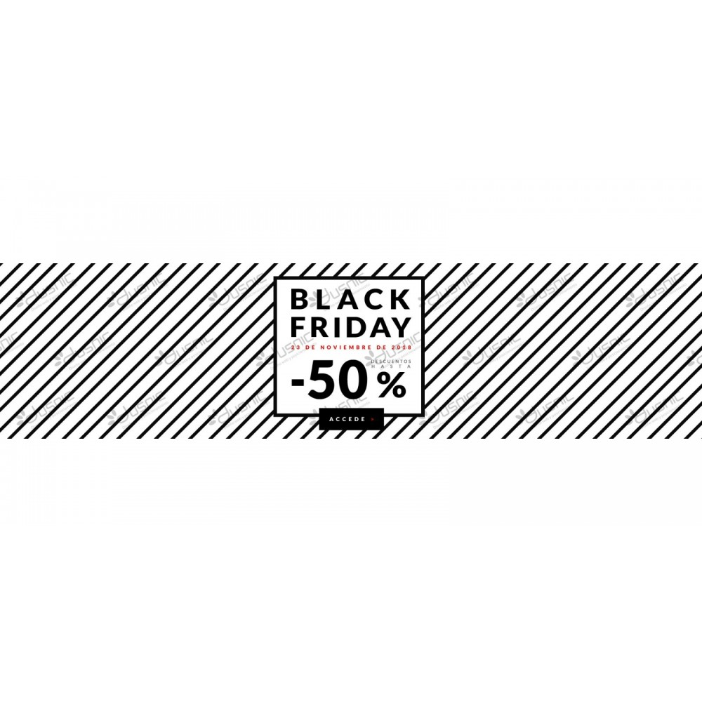 Imagen La Vuelta al Cole Rotu negro 50 % DTO