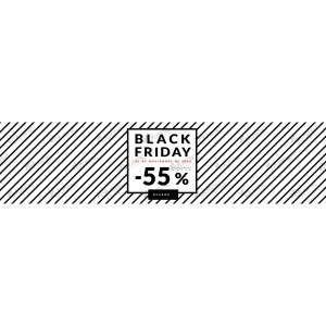 Imagen La Vuelta al Cole Rotu negro 55 % DTO