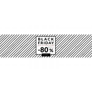 Imagen La Vuelta al Cole Rotu negro 80 % DTO