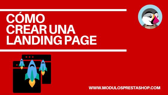 Comment créer une landing page?