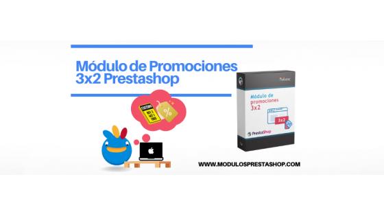 Módulo de promociones 3x2 Prestashop...