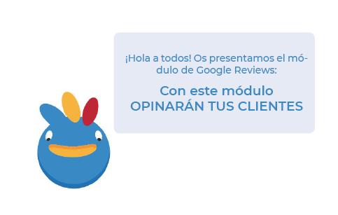 Conseguir Reviews de Google