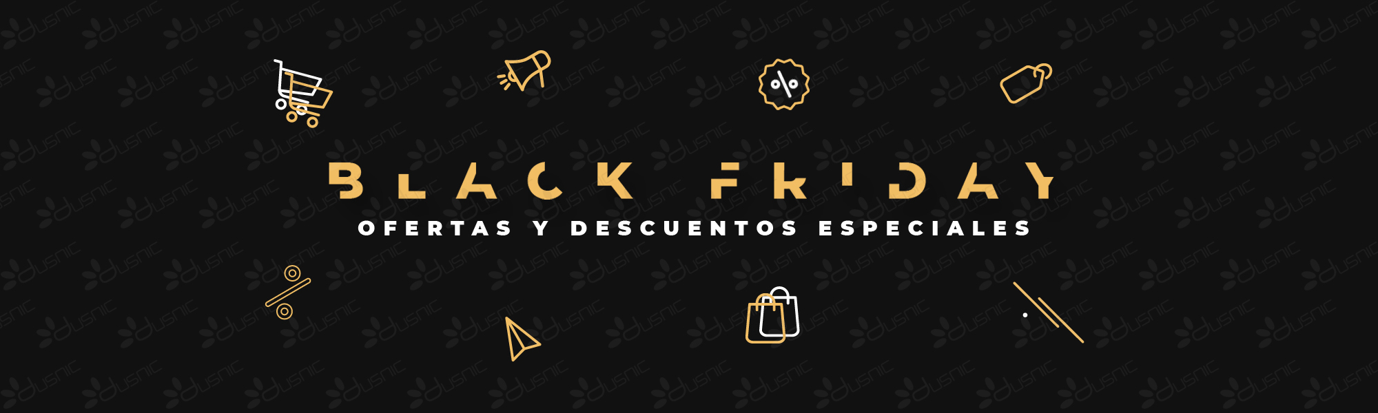 Slider Atrevido Black Friday
