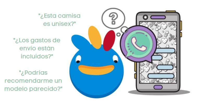 Ventajas botón de whatsapp página web